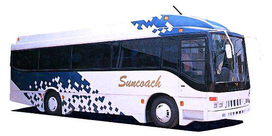 Mirajker Design Automotive Coach Suncoach 1